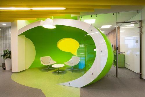 офис Яндекса в Питере